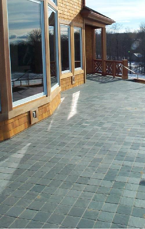 Vt Flooring Designers : Vermont green slate flooring gurus floor